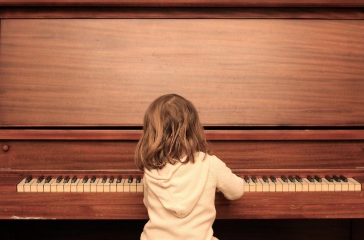 ピアノ置き場で後悔