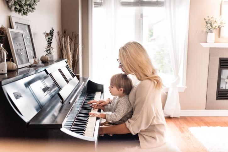 幼児のピアノ教室探し