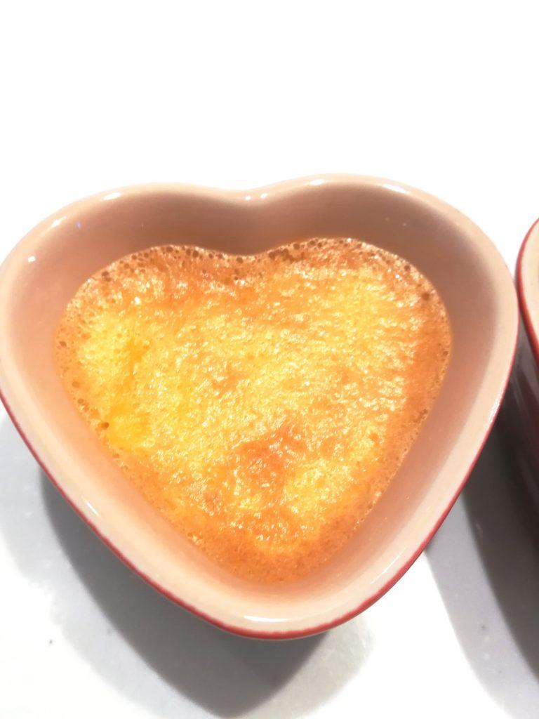 ココノミの野菜白皮砂糖かぼちゃでかぼちゃプリン