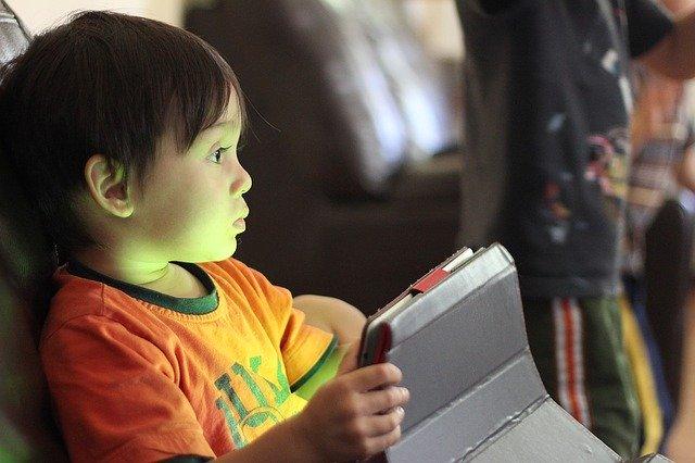 幼児向けタブレット学習や知育教材